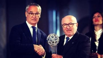 Клаудио Раньери включён в Зал славы итальянского футбола