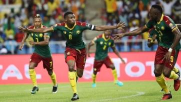 Камерун выиграл у Гвинеи-Бисау