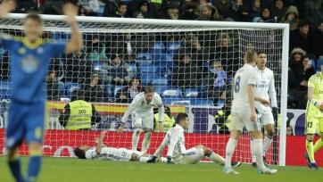 «Сельта» неожиданно обыграла «Реал» в первом кубковом матче