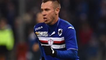 Кассано планирует разорвать контракт с «Сампдорией»