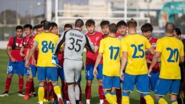 «Ростов» одержал победу над китайским клубом