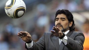 Диего Марадона: «Если бы «Наполи» с «Реалом» сыграли сегодня, я бы поставил на «Наполи»