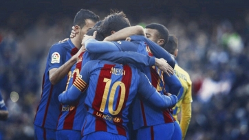 «Реал Сосьедад» - «Барселона», прямая онлайн-трансляция. Стартовый состав «Барсы»