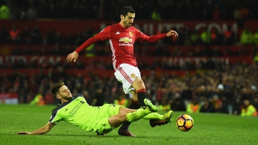 Тьерри Анри: «Мхитарян оживил «Манчестер Юнайтед»