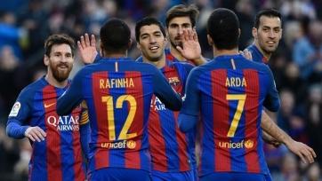 «Барселона» одержала первую победу на «Аноэте» за 10 лет