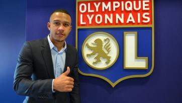 Официально: Депай – игрок «Лиона»