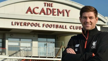 Стивен Джеррард стал тренером академии «Ливерпуля»