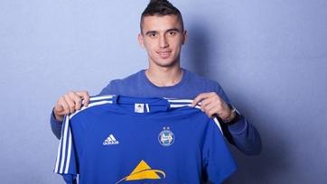 Официально: БАТЭ подписал нападающего молодёжной сборной Сербии