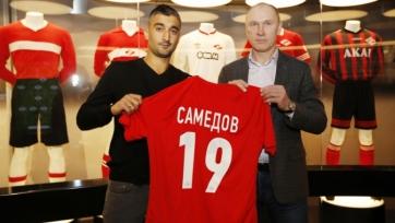 Самедов: «Пока не говорил Каррере, что с детства болею за «Милан»