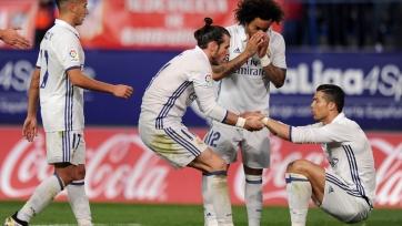 «Реал» - «Малага», прямая онлайн-трансляция. Стартовый состав мадридцев