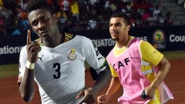Гана минимально переиграла команду Мали