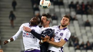 Ещё одно поражение «Тулузы», неудача «Монпелье» в Метце, и другие результаты 21-го тура Лиги 1