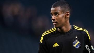 Исак решил перейти не в «Реал», а в дортмундскую «Боруссию»