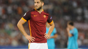 «Рома» не отпустит Маноласа в январе