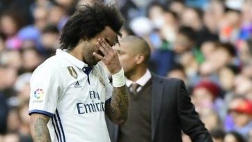 «Реал» на месяц потерял Марсело и Модрича