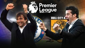 «Челси» - «Халл Сити», прямая онлайн-трансляция. Стартовые составы команд