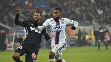 «Лион» уверенно переиграл «Марсель»