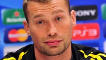 Березуцкий рассказал, кто самый юморной в сборной
