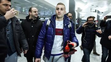 Деулофеу прибыл в Милан для прохождения медосмотра