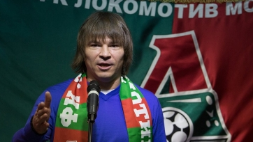 Лоськов возобновит карьеру в «Локомотиве»