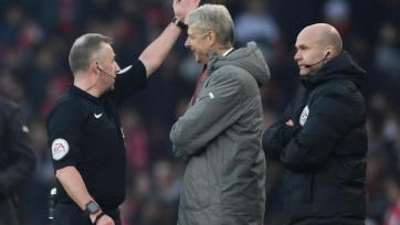FA обвинила Венгера в нарушении дисциплины
