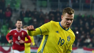 Клаессон стал футболистом «Краснодара»