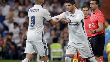 Болельщики «Реала» требуют, чтобы в матче с «Сельтой» Бензема остался в запасе