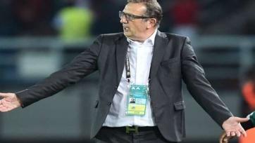 Главный тренер сборной Алжира ушёл в отставку