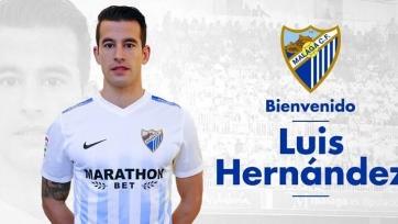 Официально: Луис Эрнандес сменил «Лестер» на «Малагу»