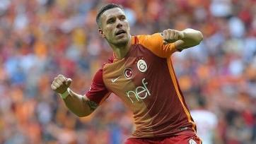 Подольски наколотил пять голов в Кубке Турции