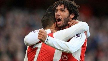 Эль-Ненни хочет стать легендой «Арсенала»