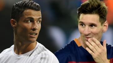 Роналду: «Нас с Месси постоянно сравнивают, но это нормально»