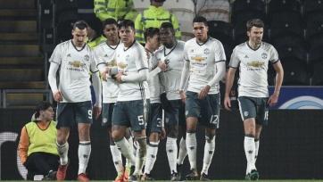 «МЮ» проиграл «Халлу», но вышел в финал Кубка Лиги