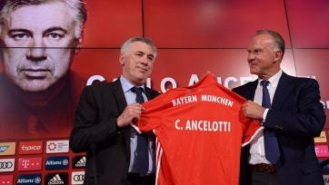 Анчелотти готов остаться в «Баварии» на десять или двадцать лет