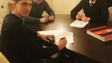 Филипп Будковский продлил контракт с «Шахтёром»