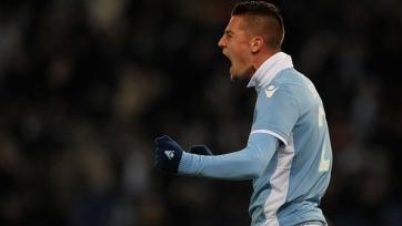 Милинкович-Савич: «Лацио» жаждет вернуться в Лигу чемпионов»