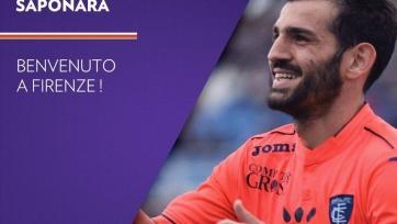 Официально: Риккардо Сапонара стал футболистом «Фиорентины»