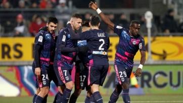 «Нанси» проиграл дома «Бордо», «Ренн» спасся от поражения в игре с «Нантом», и другие результаты 22-го тура Лиги 1