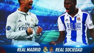 Анонс. «Реал» - «Реал Сосьедад». Всё могут короли….
