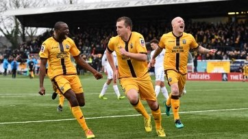 «Лидс» выбит из Кубка Англии командой пятого дивизиона