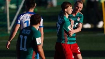«Локомотив» обыграл «Осиек» из Хорватии