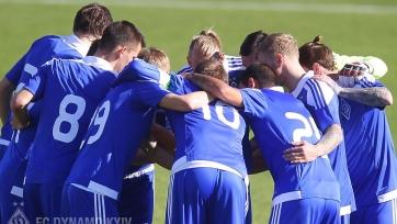 Киевское «Динамо» не смогло победить корейскую команду