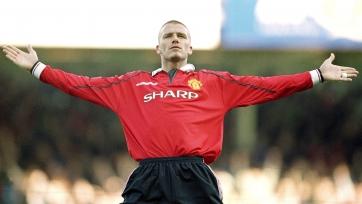Бекхэм: «Я хотел завершить карьеру в «Манчестер Юнайтед»