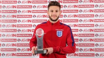 Лаллана – игрок года в Англии