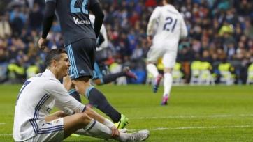 Роналду оскорбил фанатов «Реала» (видео)