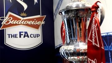 Стали известны пары, которые сыграют в 1/8 финала Кубка Англии