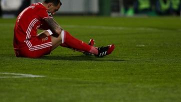 «Бенфика» потерпела второе поражение в сезоне