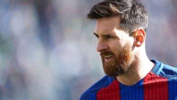 «Барселона» поставила контракт Месси лишь на шестое место по значимости