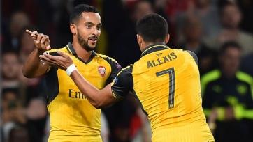 Венгер: «Сейчас у «Арсенала» лучшее нападение за последние 20 лет»