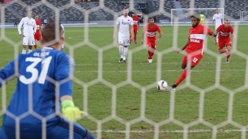 «Спартак» на последних минутах вырвал победу у «Копенгагена»